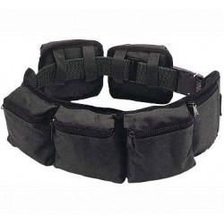 Cinturón - Riñonera con seis bolsillos