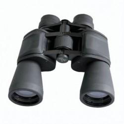 Prismáticos engomados con zoom 9-27x50