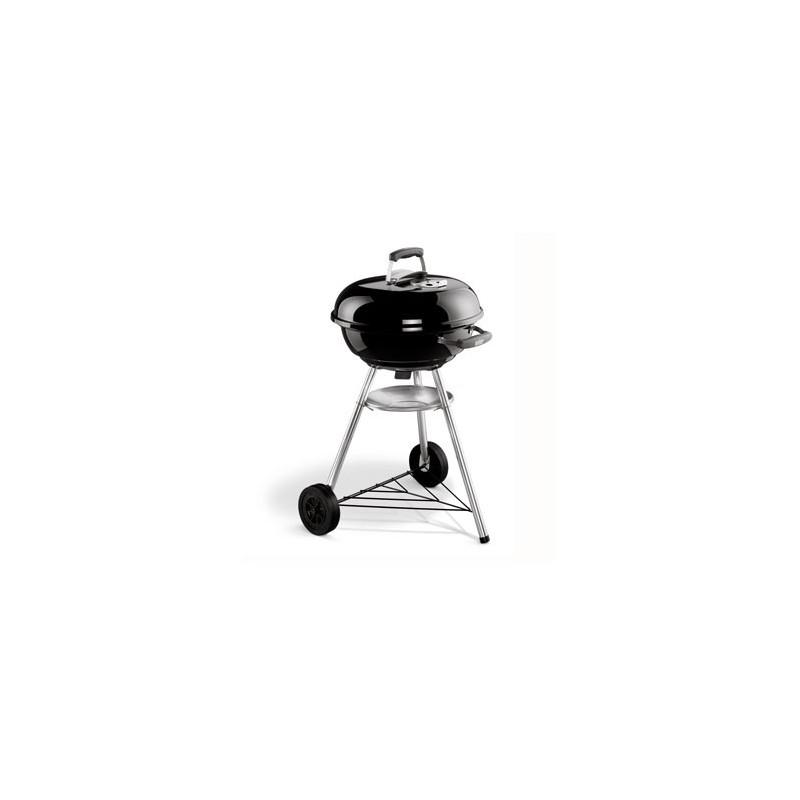 barbacoa compact kettle 47 cm weber mercaol. Black Bedroom Furniture Sets. Home Design Ideas