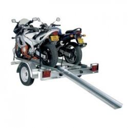 Remolque motos con rampa PMM-2