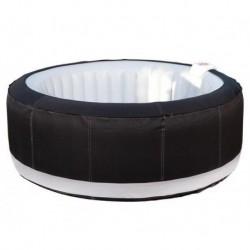 Spa jacuzzi inflable dcon 130 microchorrros de poliuretano refor