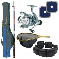 Equipo de Pesca Completo TRUCHA I