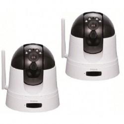 D-LINK Cámara IP motorizada WiFi-N mydlink DCS-5222L - día/noche