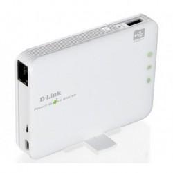 D-LINK Enrutador inalámbrico WiFi-N Pocket Cloud DIR-506L