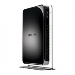NETGEAR Enrutador WiFi-N Dual-Band 450 + 450 Mbps WNDR4500-200EU