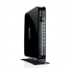 NETGEAR Enrutador inalámbrico WiFi-N Dual-Band 300 + 450 Mbps WN
