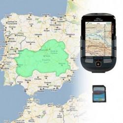 GPS Active 10 + cart. Meseta Sur España SATMAP