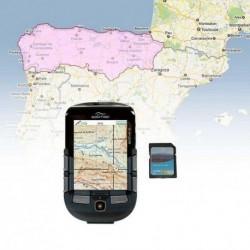 GPS Active 10 + cart. Norte España SATMAP