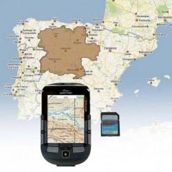 GPS Active 10 + cart. Meseta Norte España SATMAP