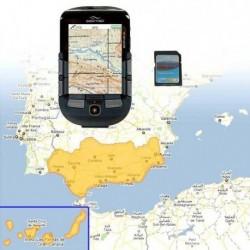 GPS Active 10 + cart. Sur España SATMAP