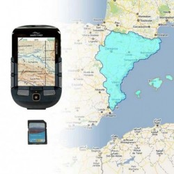 GPS Active 10 + cart. Este Península SATMAP