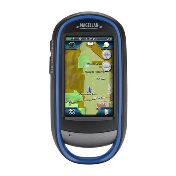 GPS eXplorist 510 MAGELLAN - MercaOlé