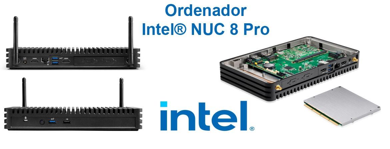 MercaOlé Intel Nuc 8